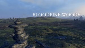 Total Warhammer Bloodpine Woods