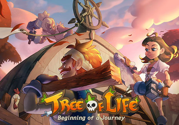 Tree of Life Game Profile Banner