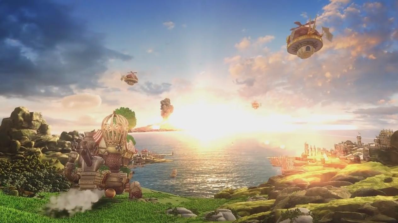 Twin Saga Announcement Trailer Thumbnail