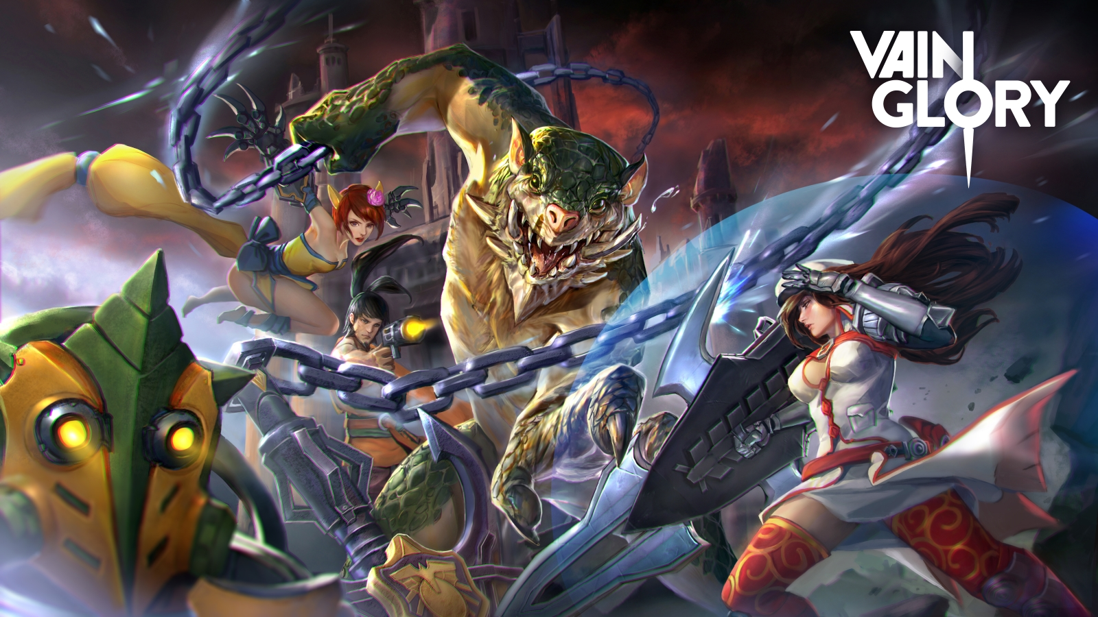 Vainglory Update 1.17 Introduces Battle Royale