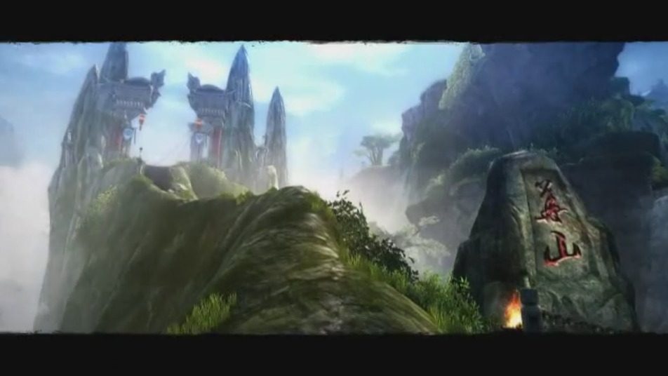 Age of Wushu Heroes of Steel and Ice Trailer Thumbnail