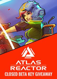 Atlas Reactor MMOHuts CB Key Giveaway