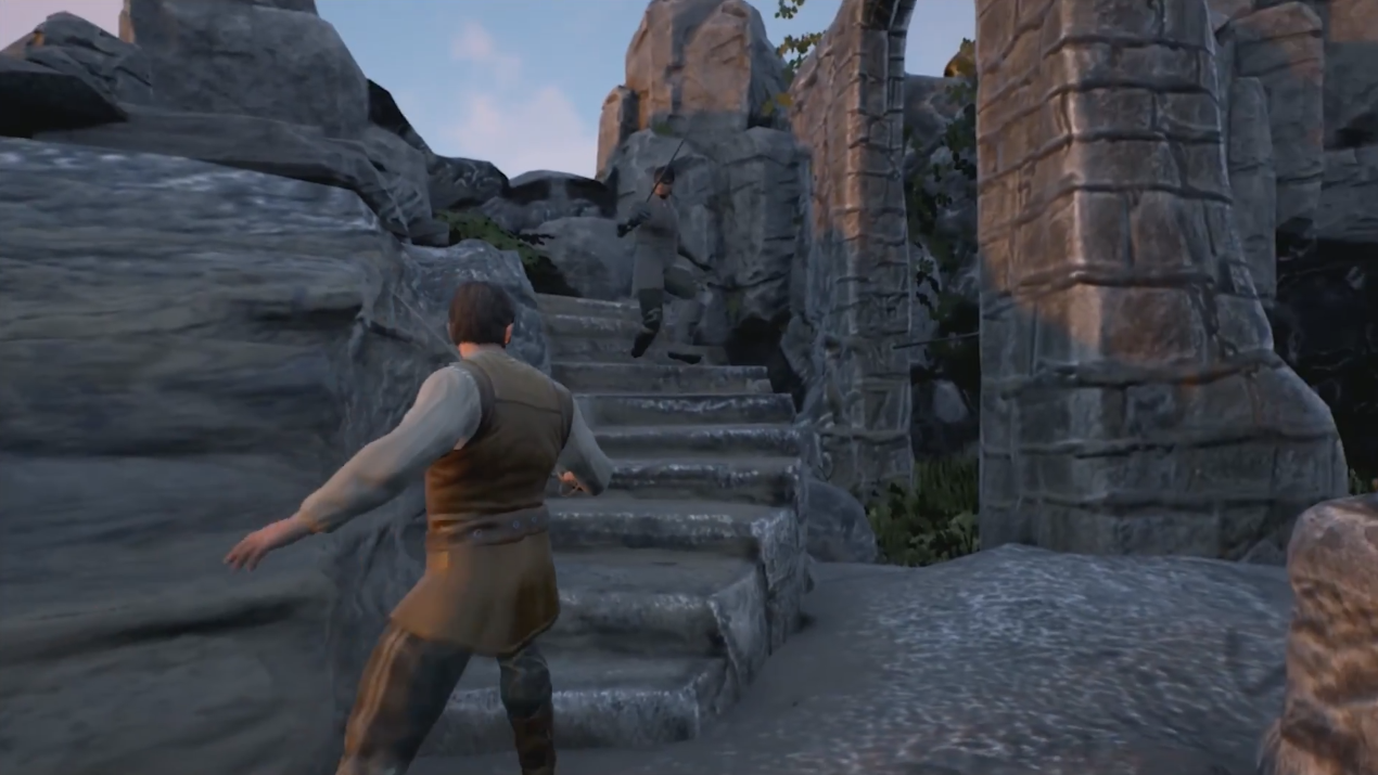 Chronicles of Elyria Combat Video Thumbnail
