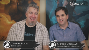 Crowfall May 2016 ACE Q&A