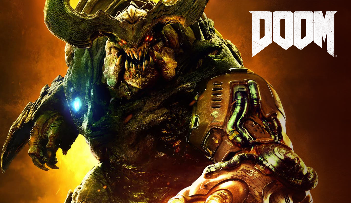 Doom Launches Worldwide