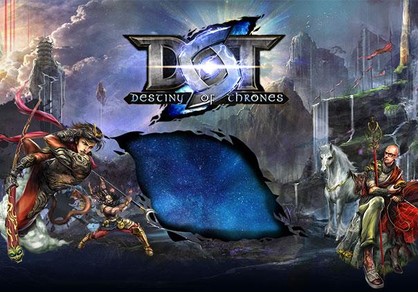 Destiny of Thrones Game Profile Banner