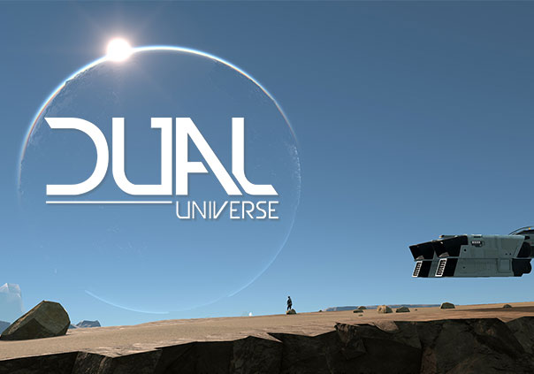 Dual the Universe Game Profile Banner