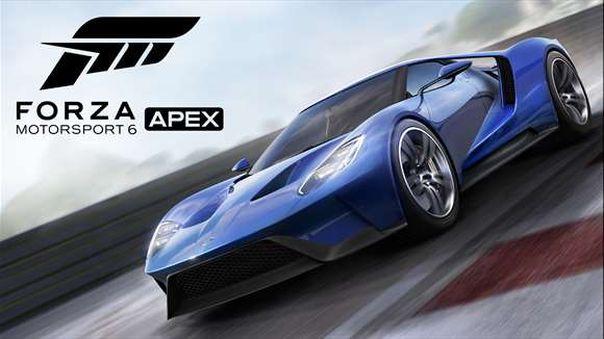 Forza 6 Apex Main Pic