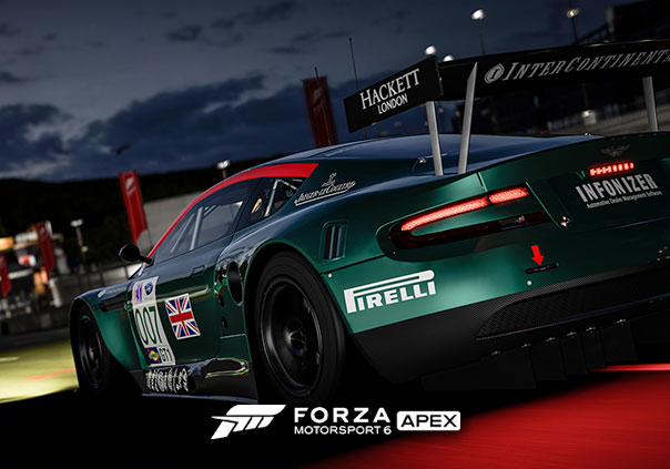 Forza Motorsport 6 Apex Game Banner