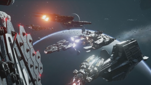 Fractured Space Steam Free To Play Trailer 2016