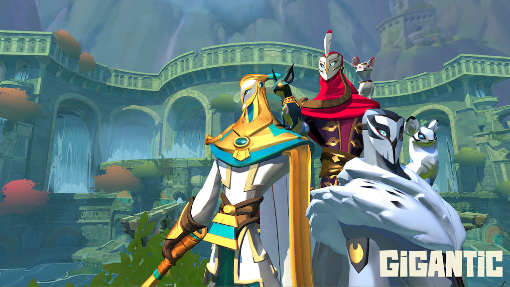 Gigantic: Publishing Partnership with Perfect World Entertainment Announced