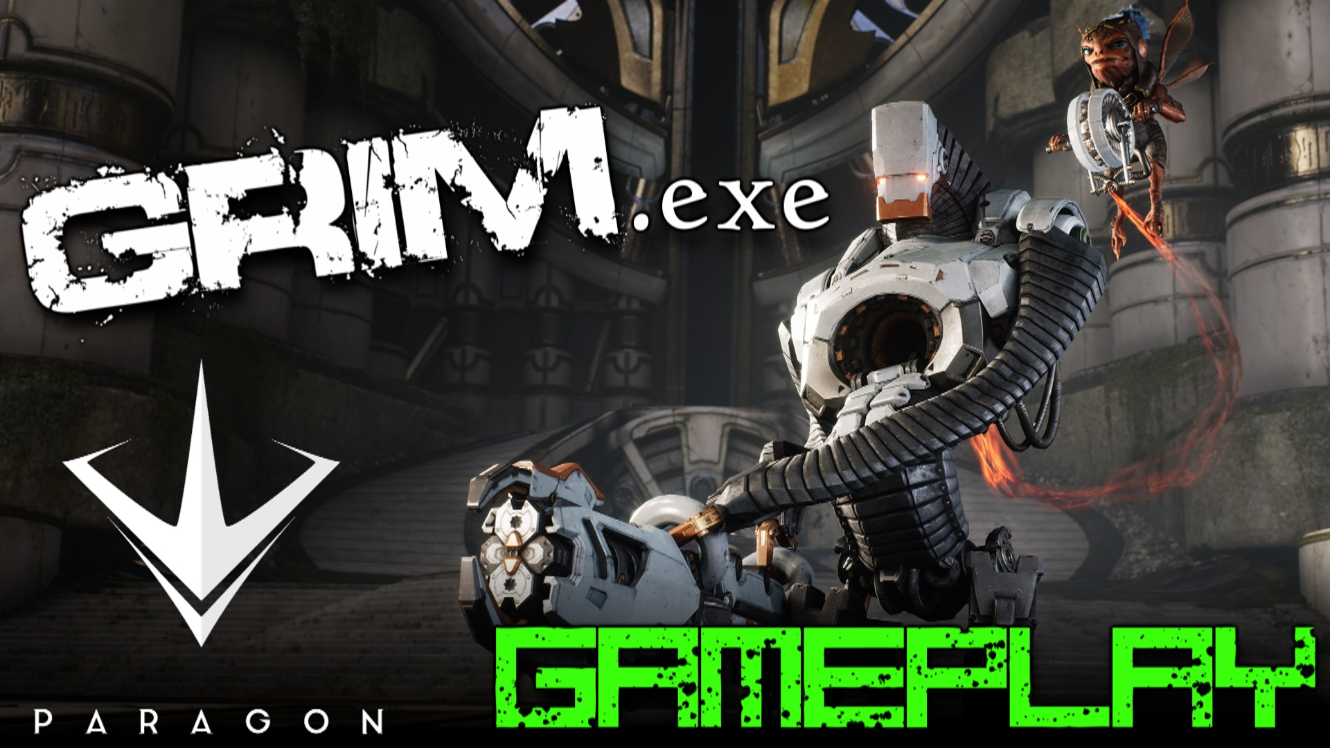 MMOHuts Grim.exe Gameplay