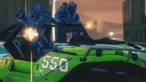 Halo 5: Guardians Hog Wild REQ Drop Launch Trailer
