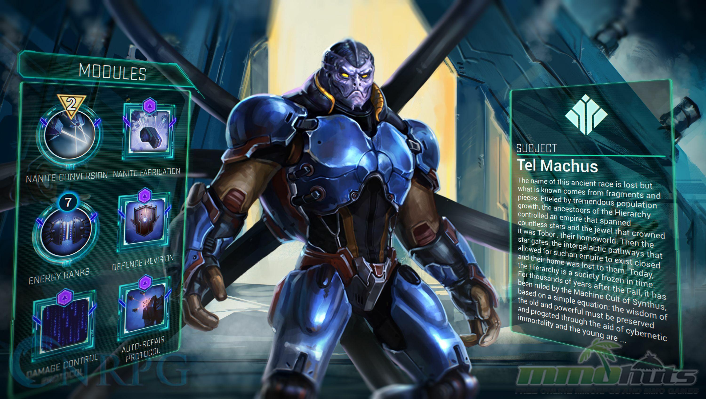 Star Crusade Faction Leader