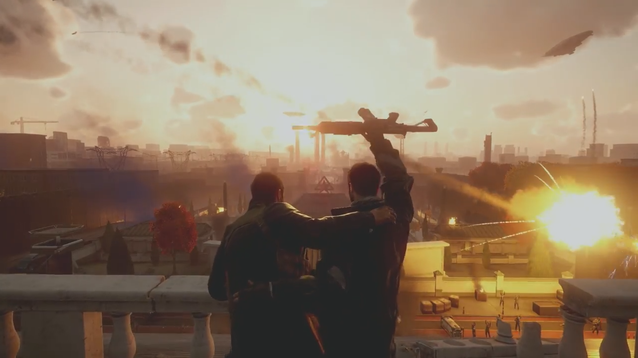 Homefront: The Revolution Launch Trailer
