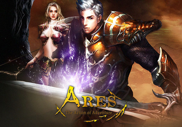 Legend of Ares Game Profile Banner
