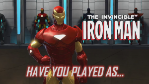 Marvel Heroes 2016 Iron Man Trailer