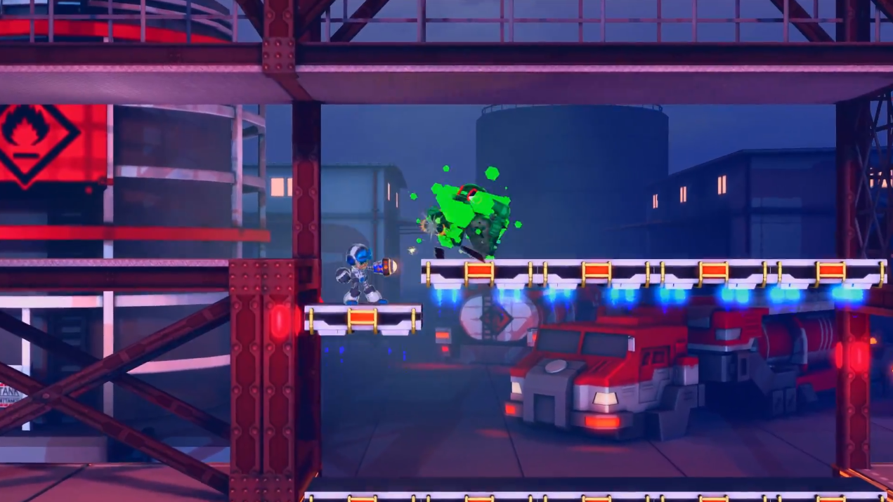 Mighty No. 9 Trailer: Masterclass