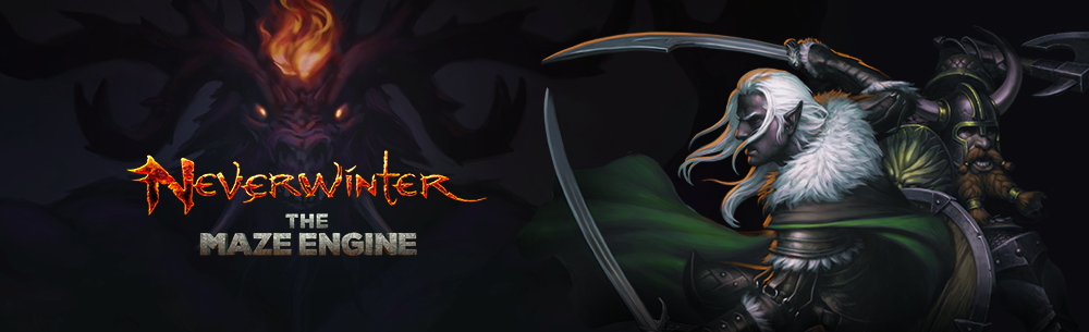 Neverwinter Maze Engine Raffle
