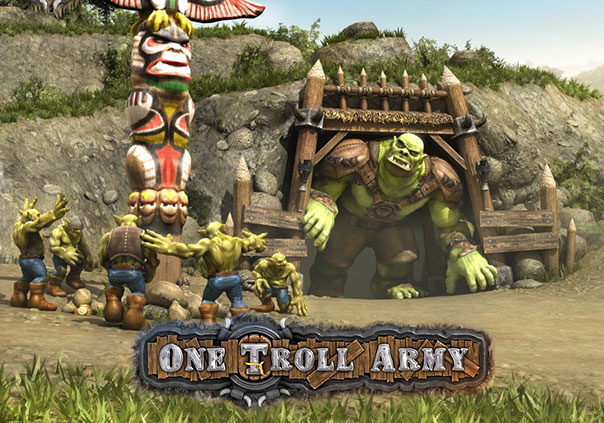 One Troll Army Game Profile Banner