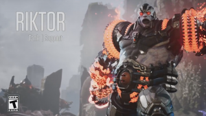 Paragon Riktor Overview