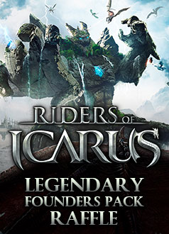 Rider_of_Icarus_Legendary_Raffle_MMOHuts