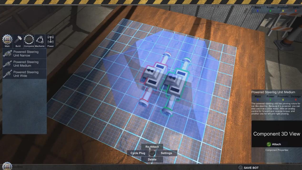 Robot Arena III Teaser Trailer Thumbnail