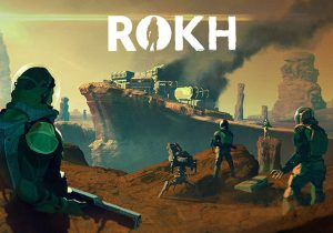 Rokh Game Banner