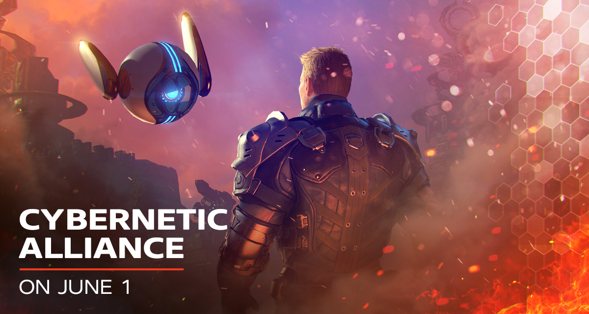Skyforge Cybernetic Alliance Announced