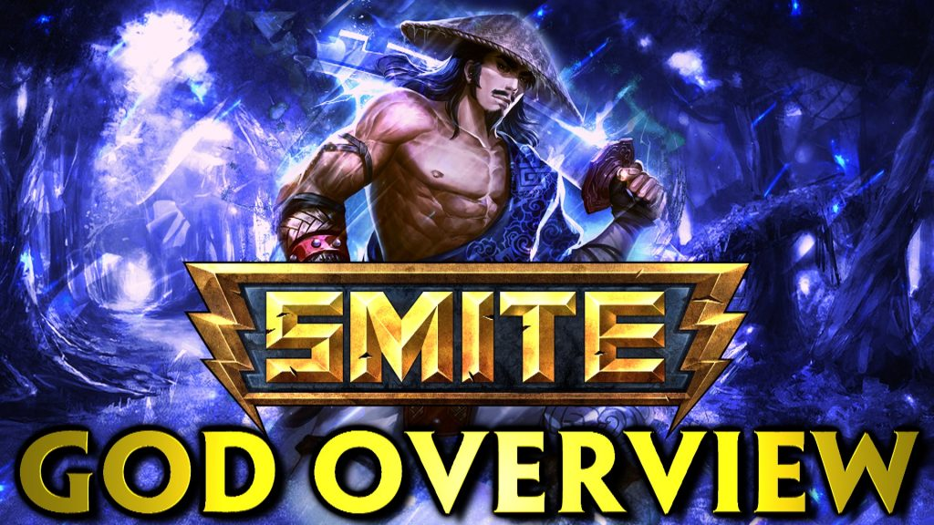 Smite - God Overview - Susano