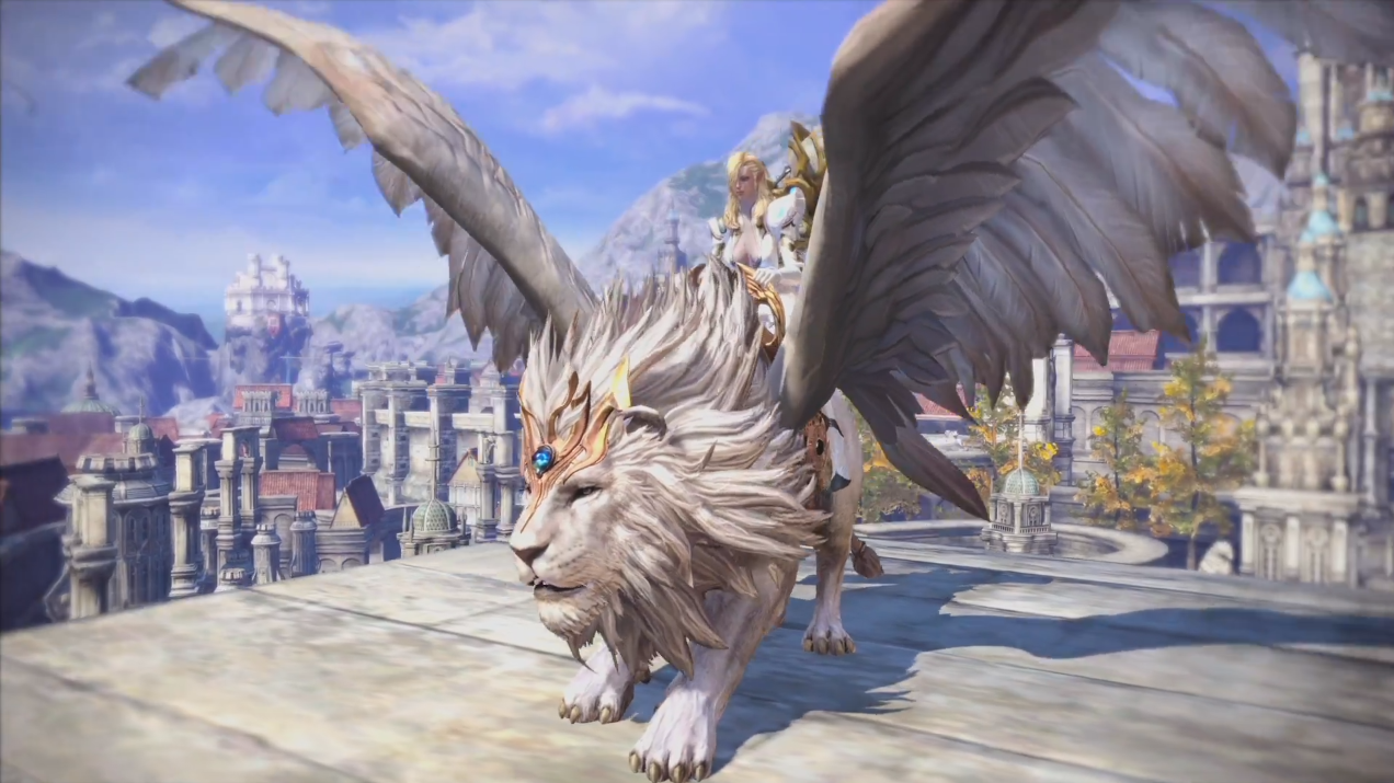 TERA Flying Mount Teaser Thumbnail
