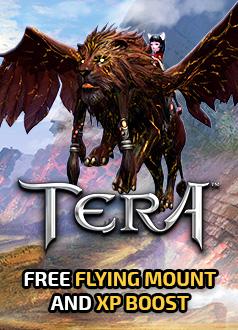 TERA Shadows MMOHuts Homepage Giveaway