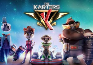 The Karters Game Profile Banner