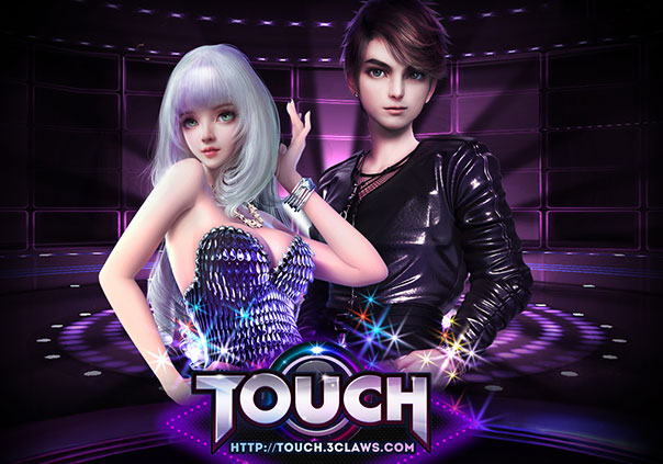 Touch Game Banner