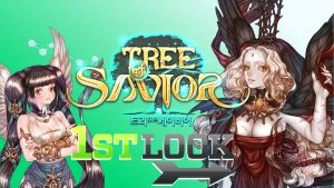 Tree of Savior First Look