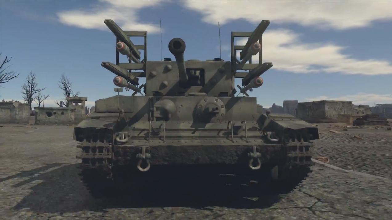 War Thunder Update 1.59 Teaser