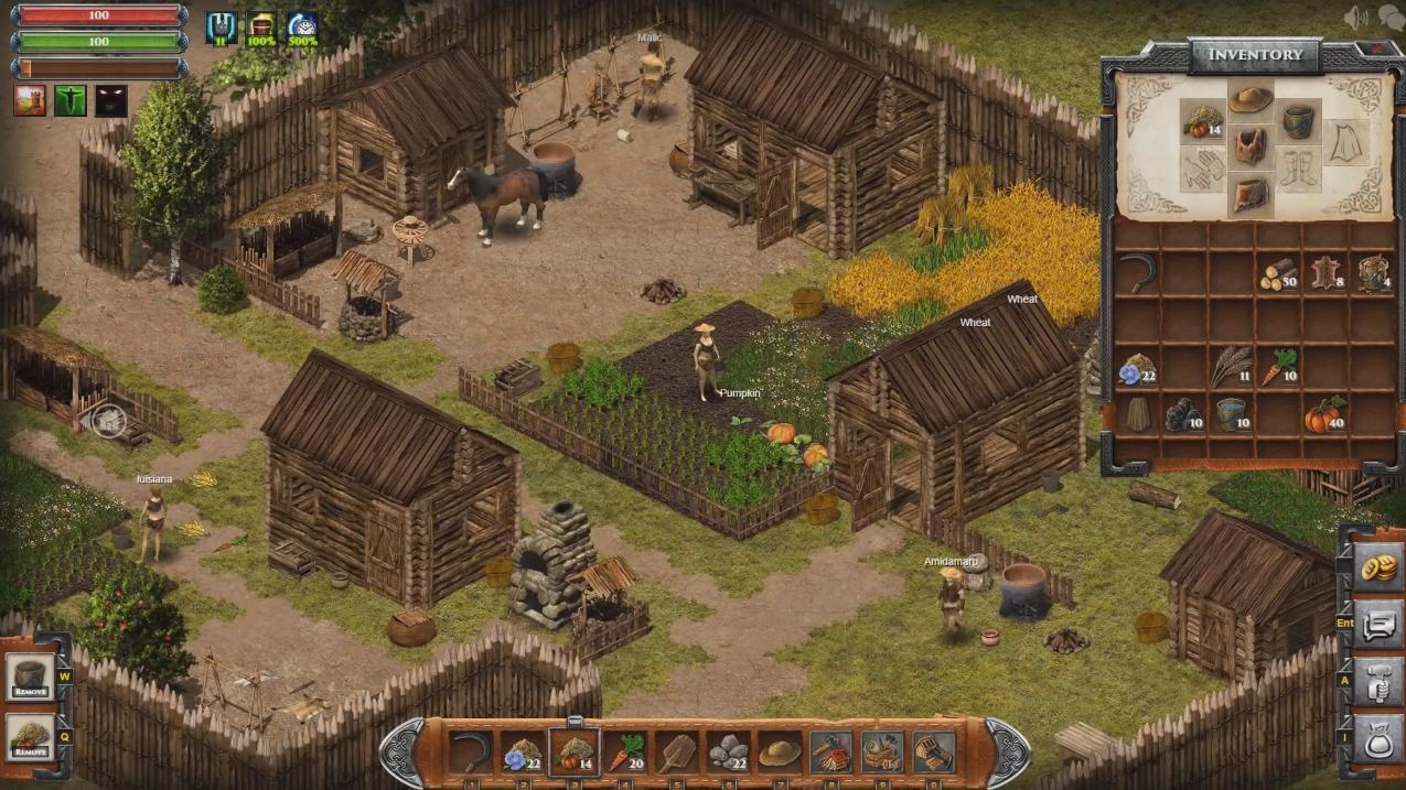 Wild Terra Online Greenlight Trailer
