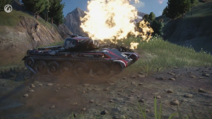World of Tanks Console Motherland Calls Dev Diary