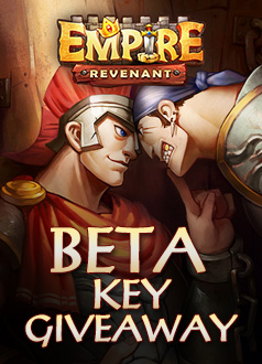 Empire: Revenant Open Beta Giveaway