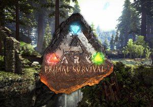 Ark Primal Survival Game Banner