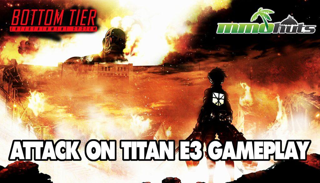 Attack On Titan E3 2016