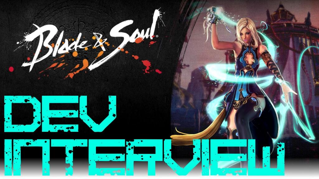Blade & Soul E3 2016 Dev Interview Soul Fighters & Swim Suits!