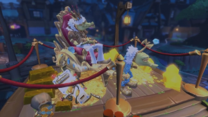 Dungeon Defenders II Bling King Patch Overview