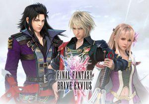 Final Fantasy Brave Exvius Game Banner