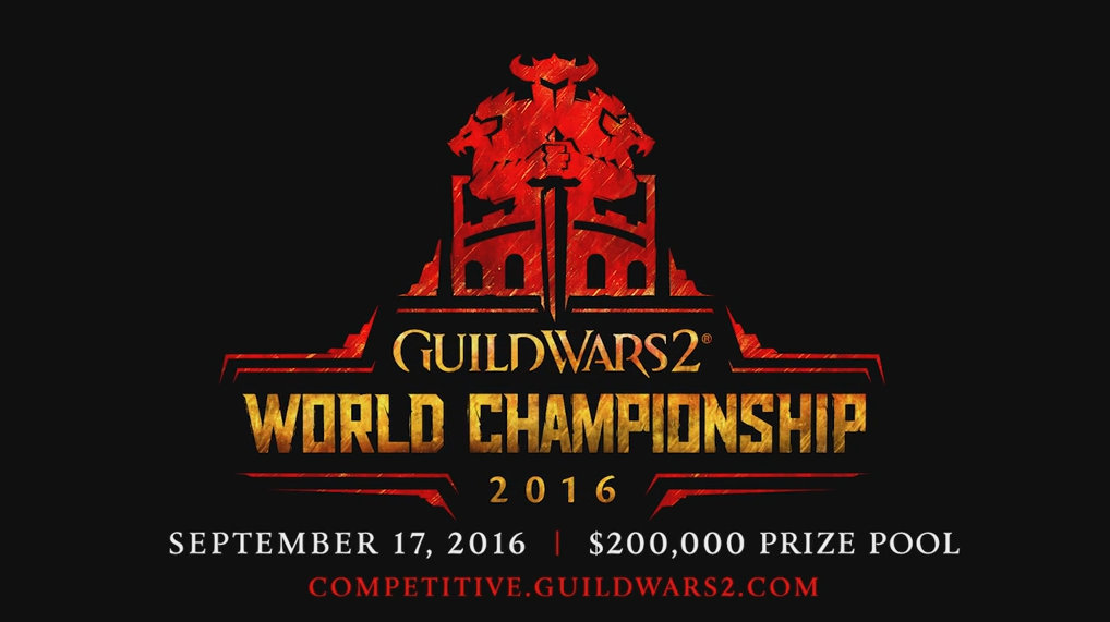 Guild Wars 2 World Championship Announced