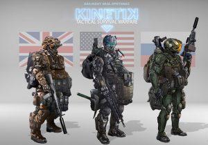 Kinetik Game Banner