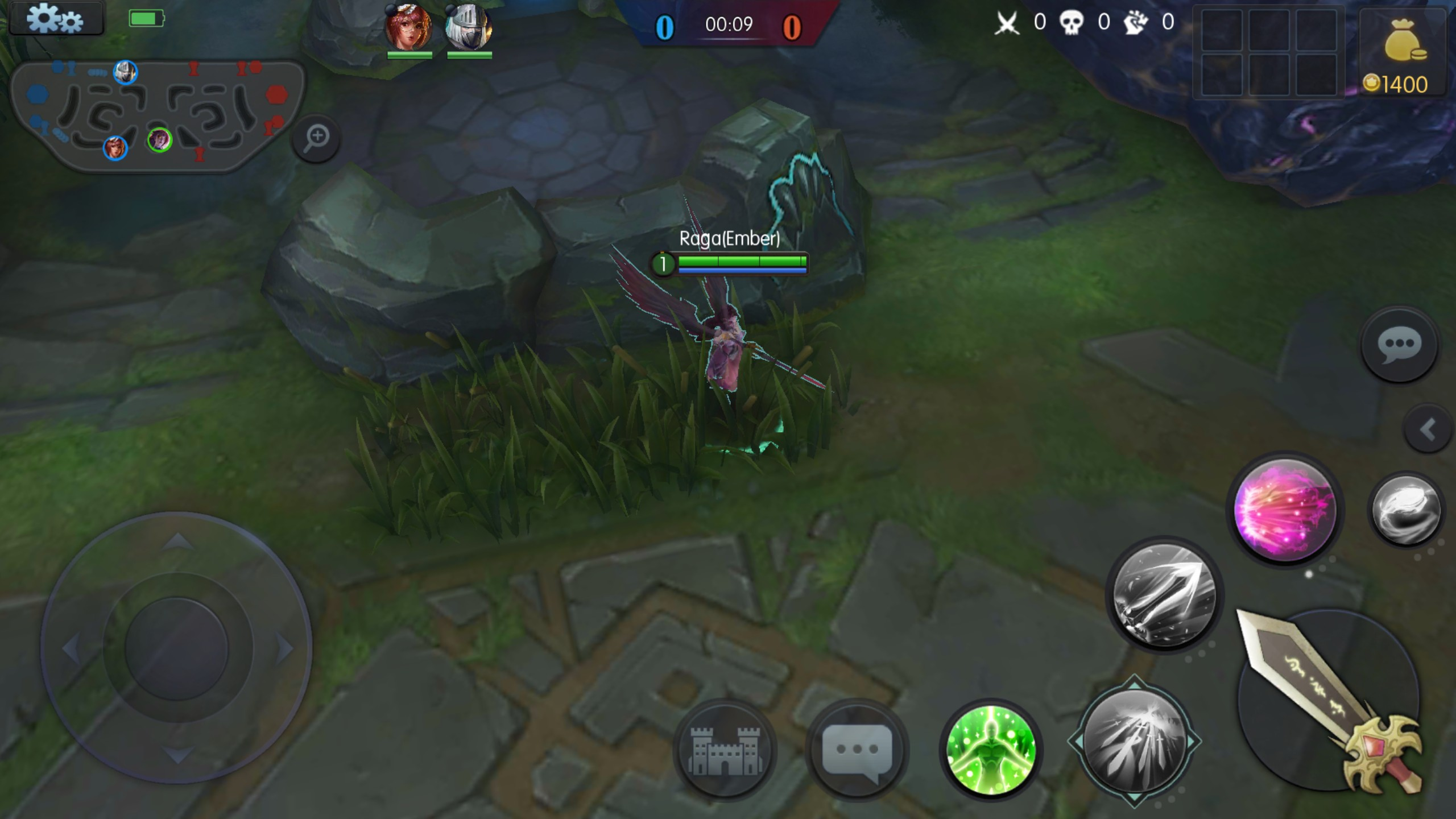 MOBA Legends Press Beta Preview