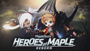 Heroes of Maple: Reborn Trailer