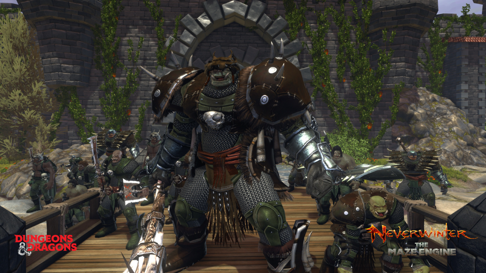 Neverwinter The Maze Engine: Guild Alliances Launches