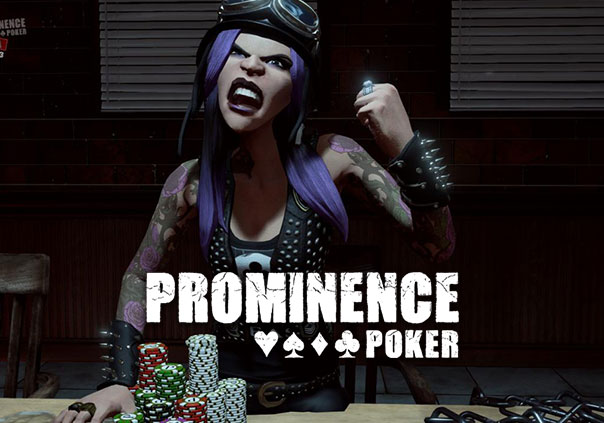 Prominence Poker Game Banner